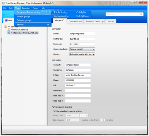 UsbApps » Blog Archive » TeamViewer with Capabilities beyond